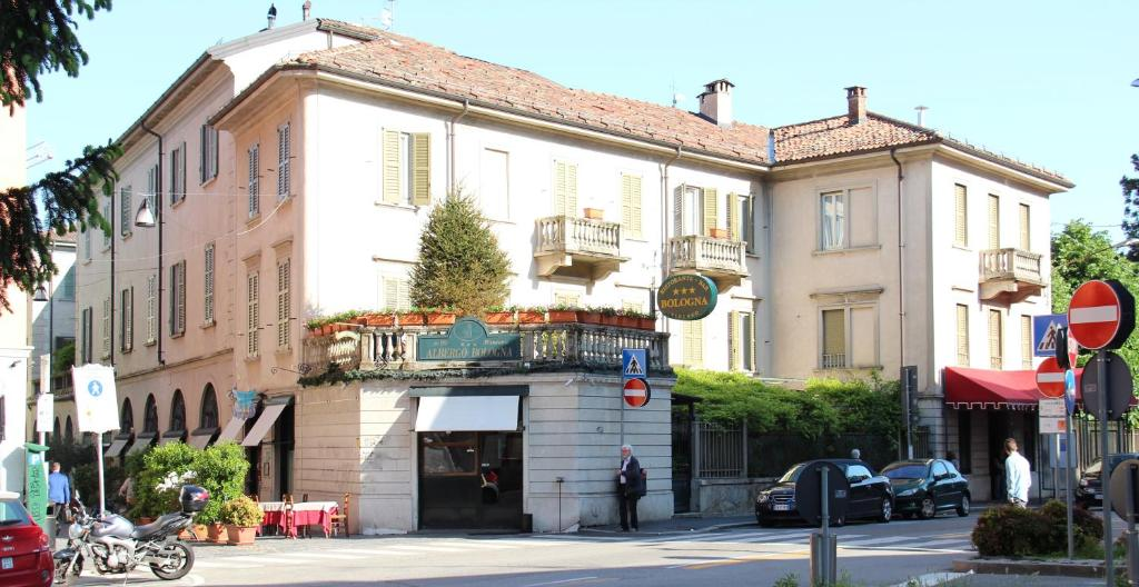 Albergo Bologna Varese, Italy