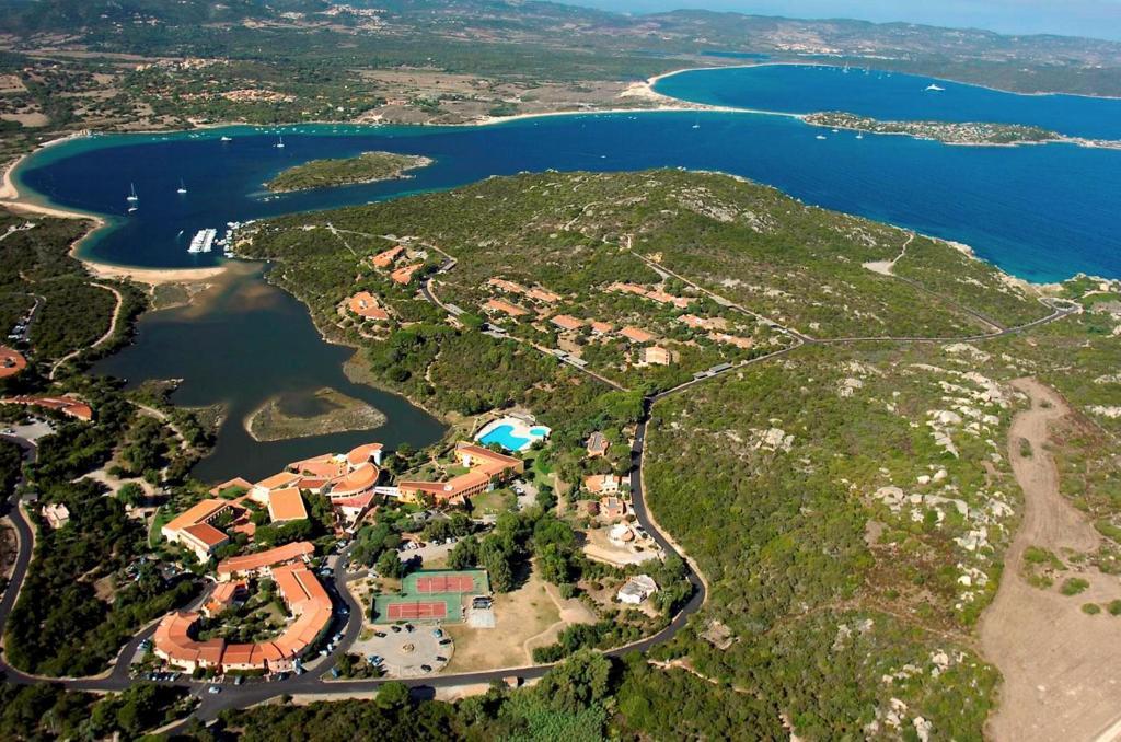A bird's-eye view of AHR Costa Serena Village