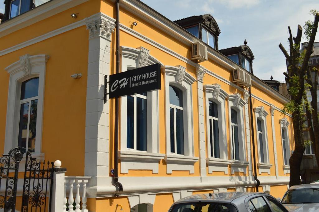 City House Hotel & Restaurant Ruse, Bulgaria