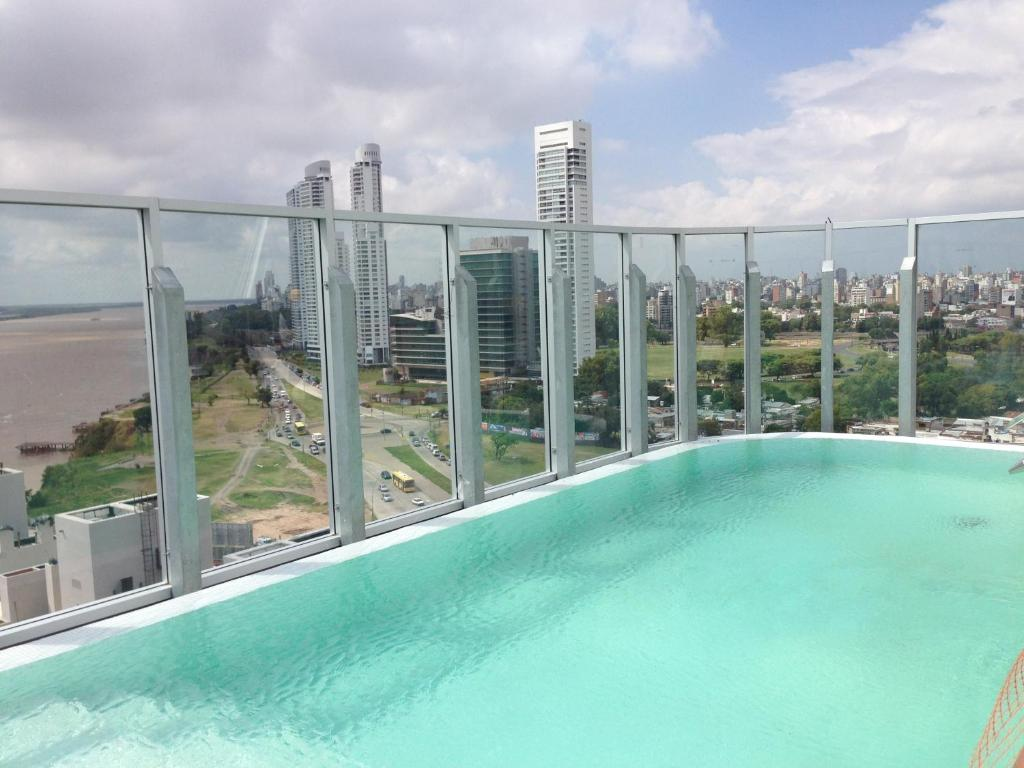 The swimming pool at or close to Puerto Norte Design Hotel