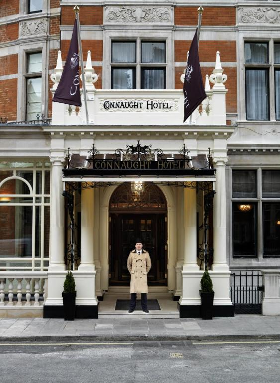 The Connaught - Laterooms
