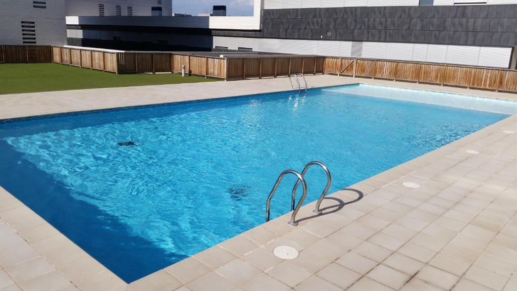 The swimming pool at or near Apartment Airport Barcelona Premium