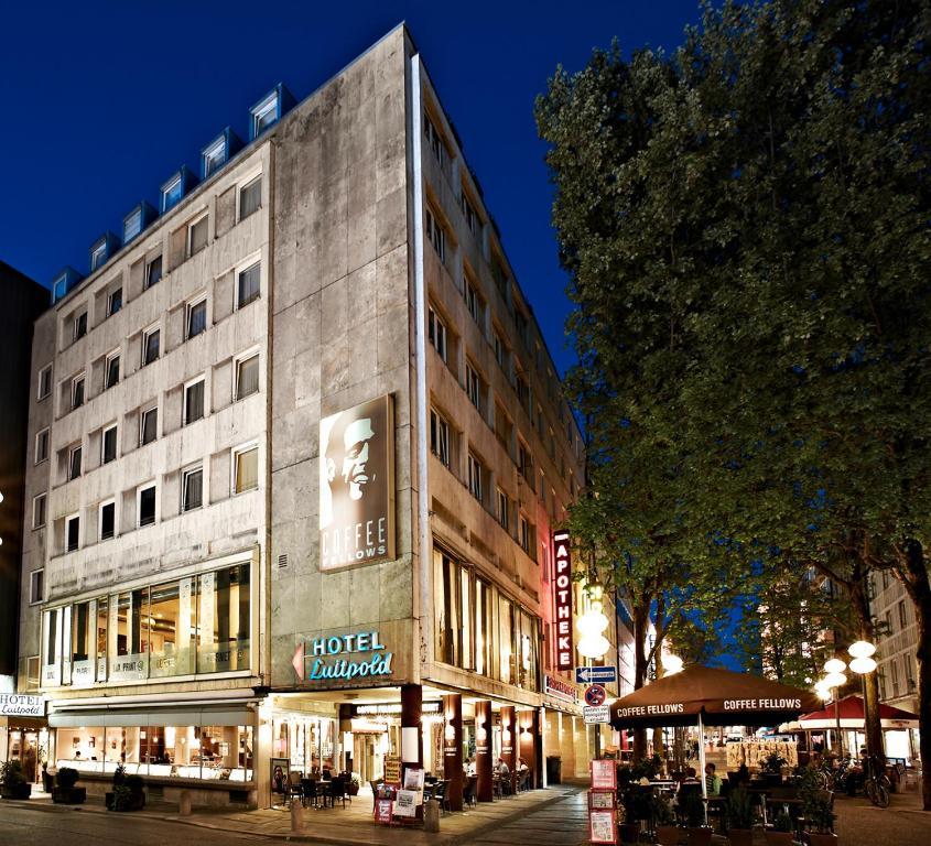 Hotel Luitpold München - Laterooms