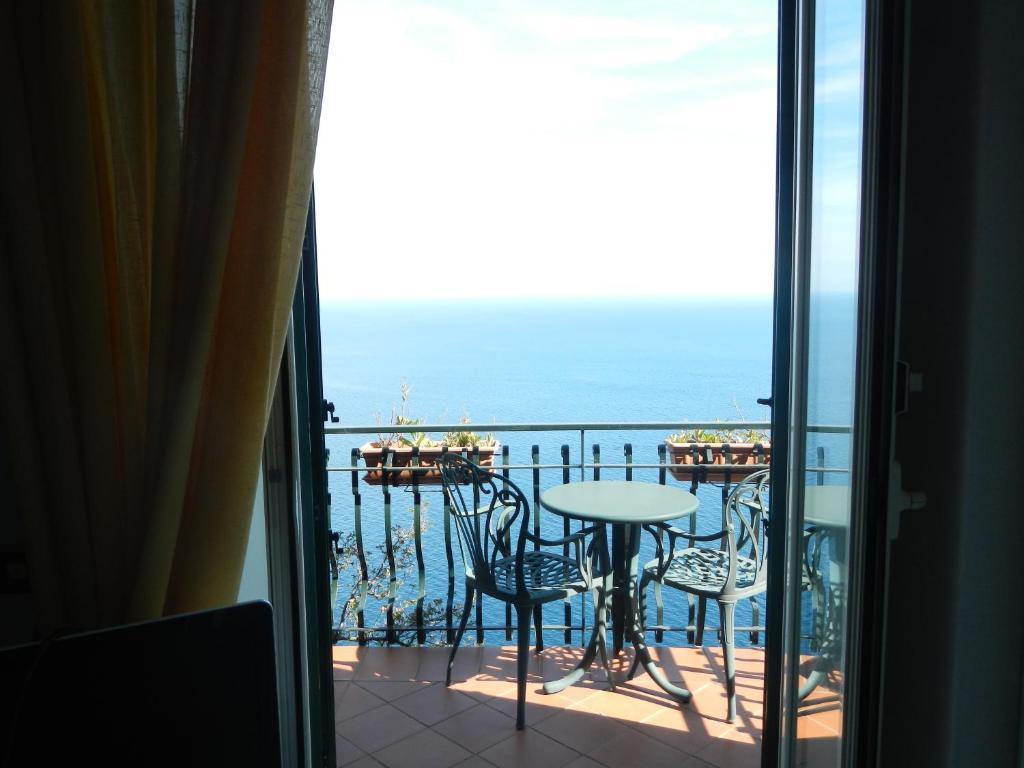 Balcone o terrazza di Casa Bouganville