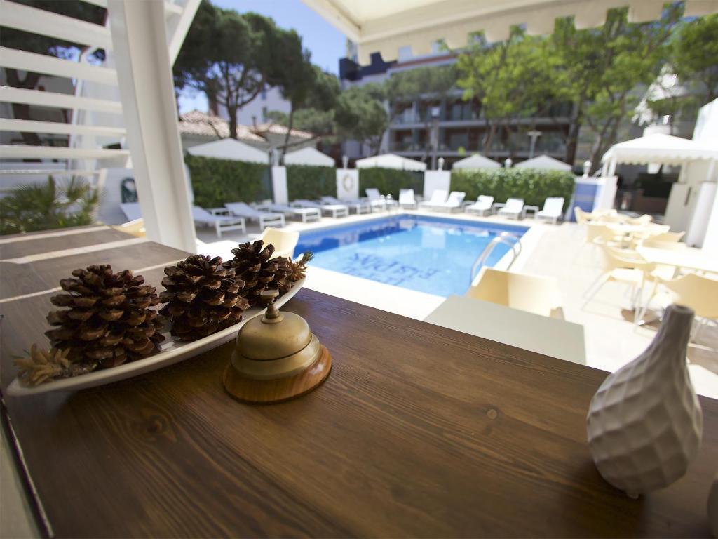 Piscina en o cerca de Hotel Els Pins