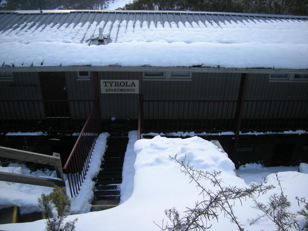 Tyrola 2 during the winter