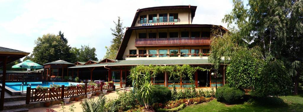 Family Hotel Residence Dobrich, Bulgaria