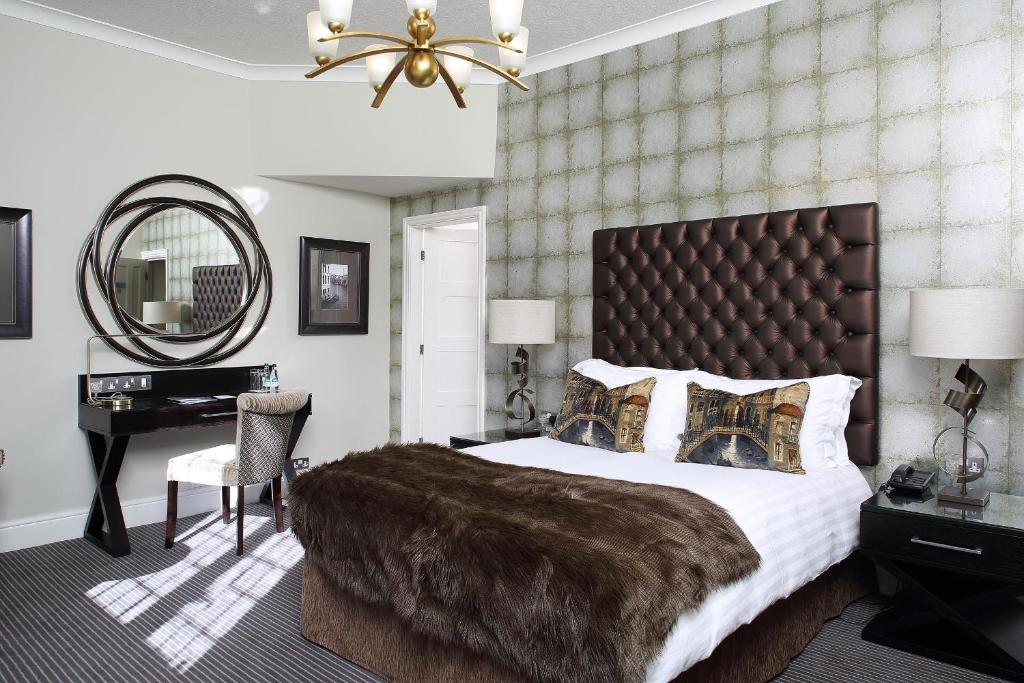 Moxhull Hall Hotel - Laterooms