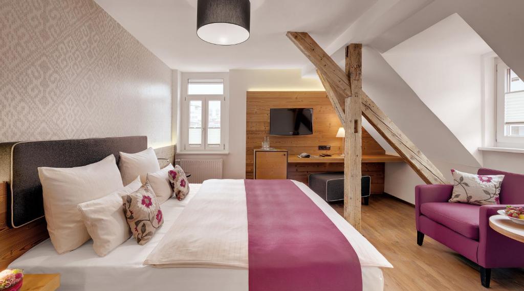 CONRAD-HOTEL de Ville München - Laterooms