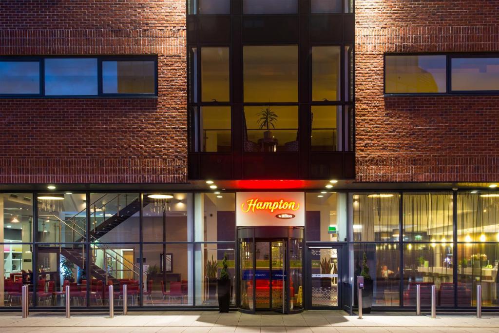 Hampton by Hilton Liverpool City Centre - Laterooms