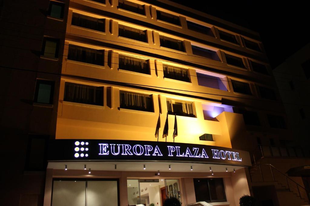 Europa Plaza Hotel Nicosia, Cyprus