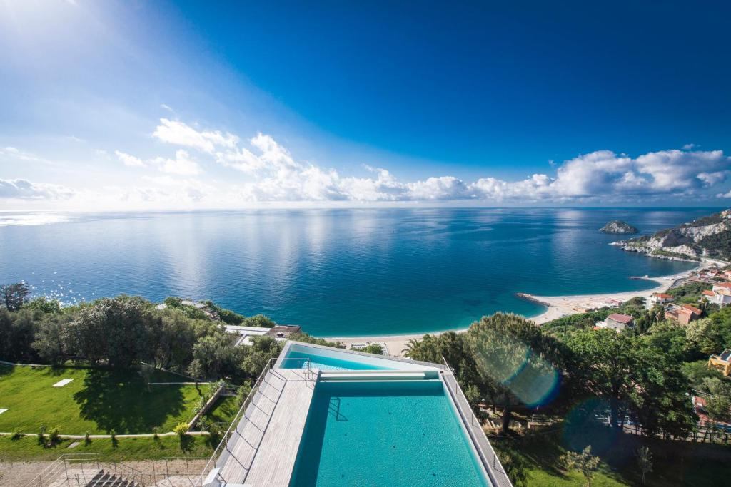 A view of the pool at Dominio Mare Resort & SPA or nearby