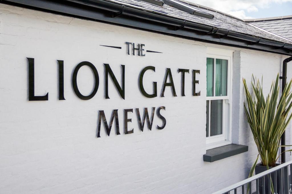The Lion Gate Mews - Laterooms
