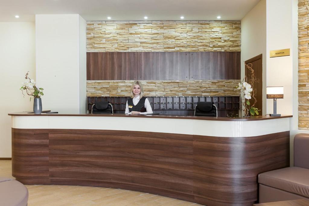Кухня или мини-кухня в Парк Отель Спасское