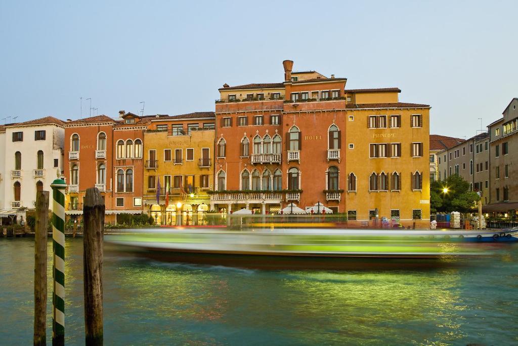 Hotel Principe Venice, Italy