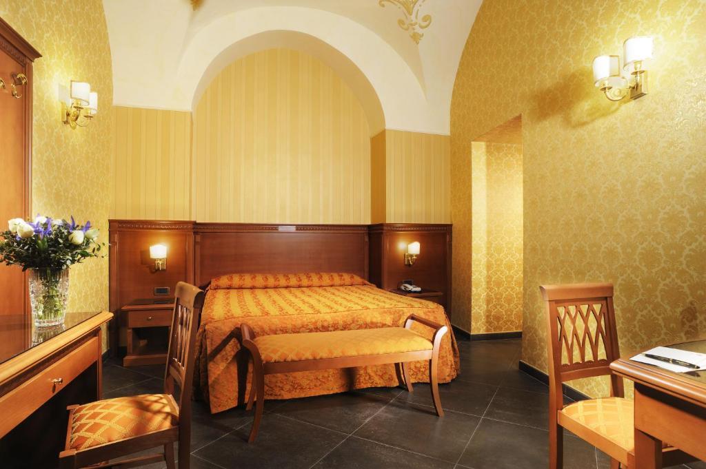 Hotel Patria Rome, Italy