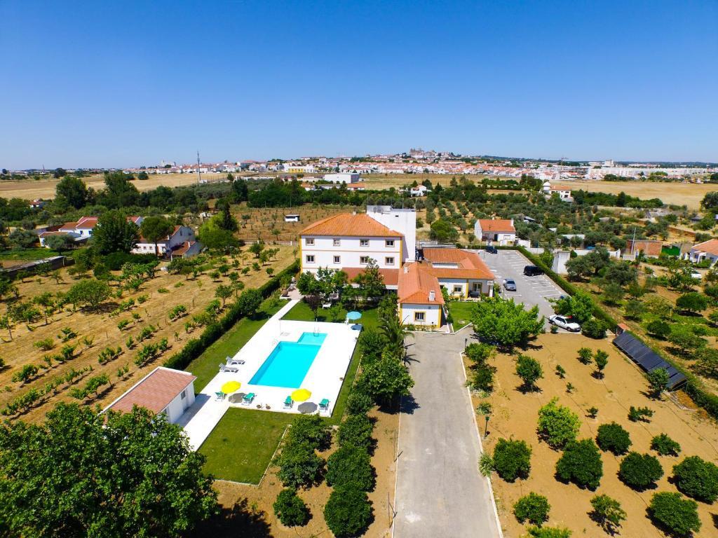 A bird's-eye view of Graca Hotel