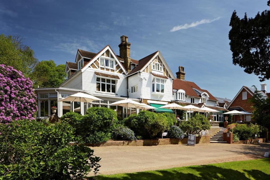 Rowhill Grange Hotel & Utopia Spa - Laterooms