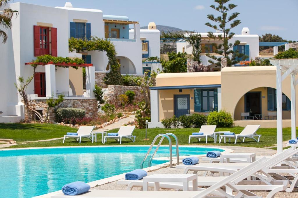 The swimming pool at or close to Acquamarina Resort