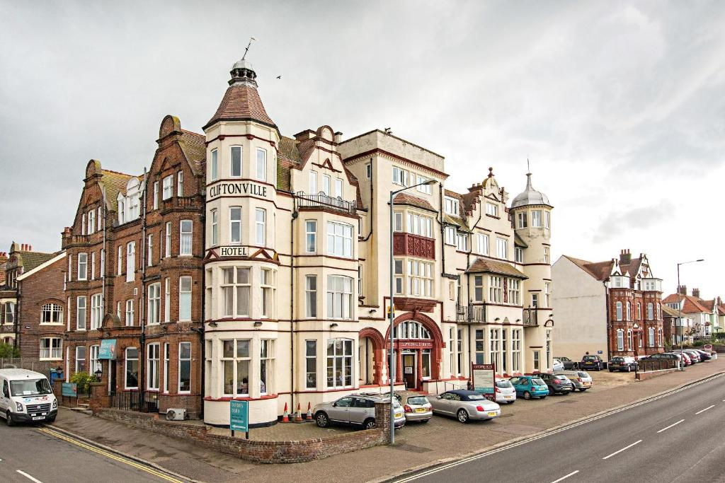 Cliftonville Hotel - Laterooms