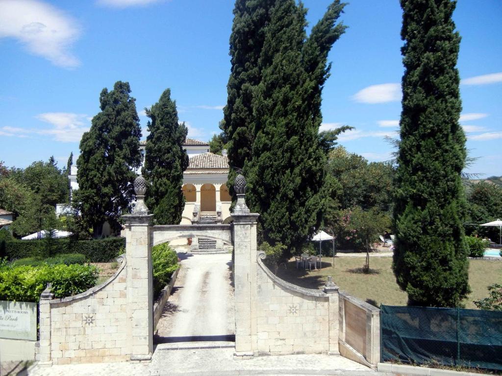 Villa Pardi-Il Giardino dei Ciliegi