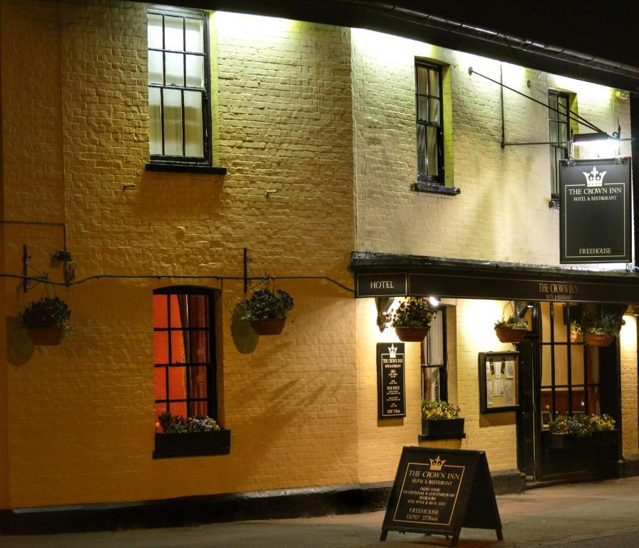The George and Dragon Inn - Laterooms