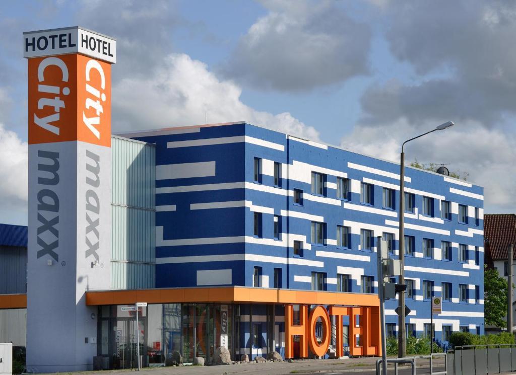 Hotel Citymaxx Rostock, Germany