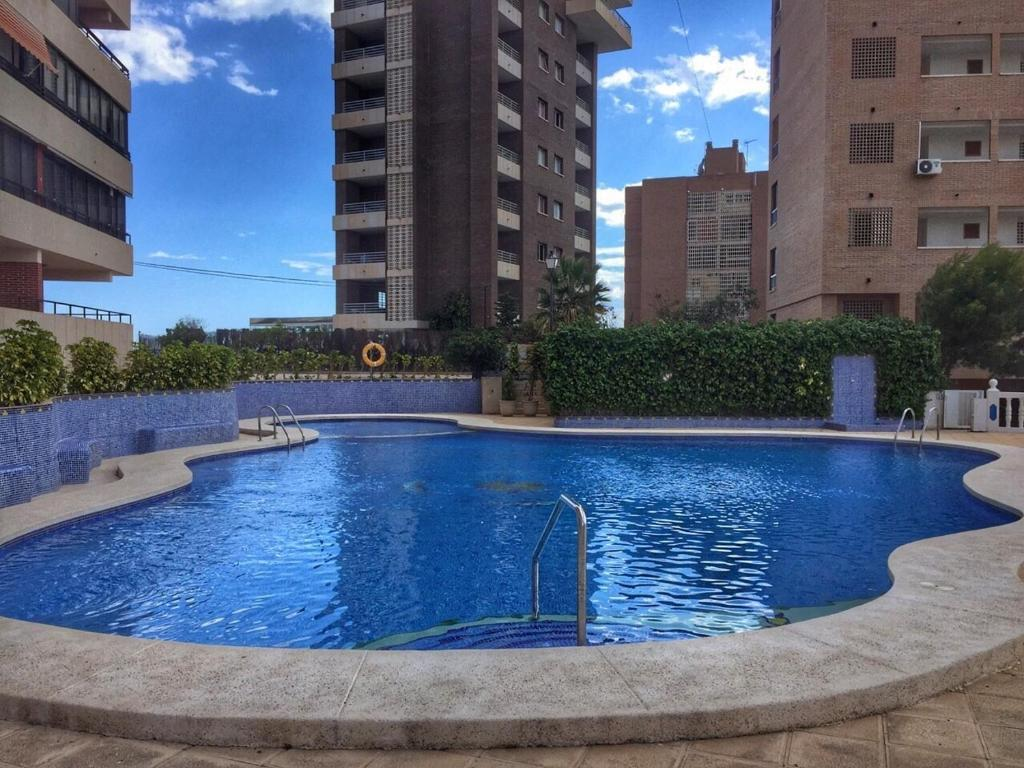 The swimming pool at or close to Apartment Diamond