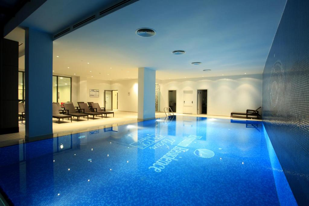 The swimming pool at or near Glory Residence Taksim