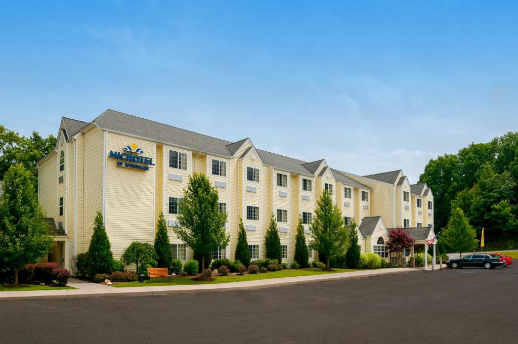 The Microtel Inn & Suites Beckley East.