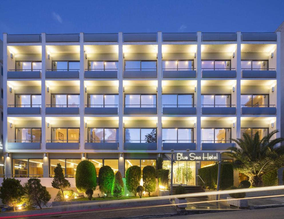 Blue Sea Hotel Alimos Athens, Greece