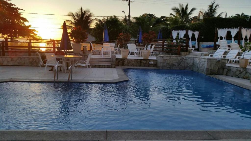 The swimming pool at or near Coronado Beach Hotel