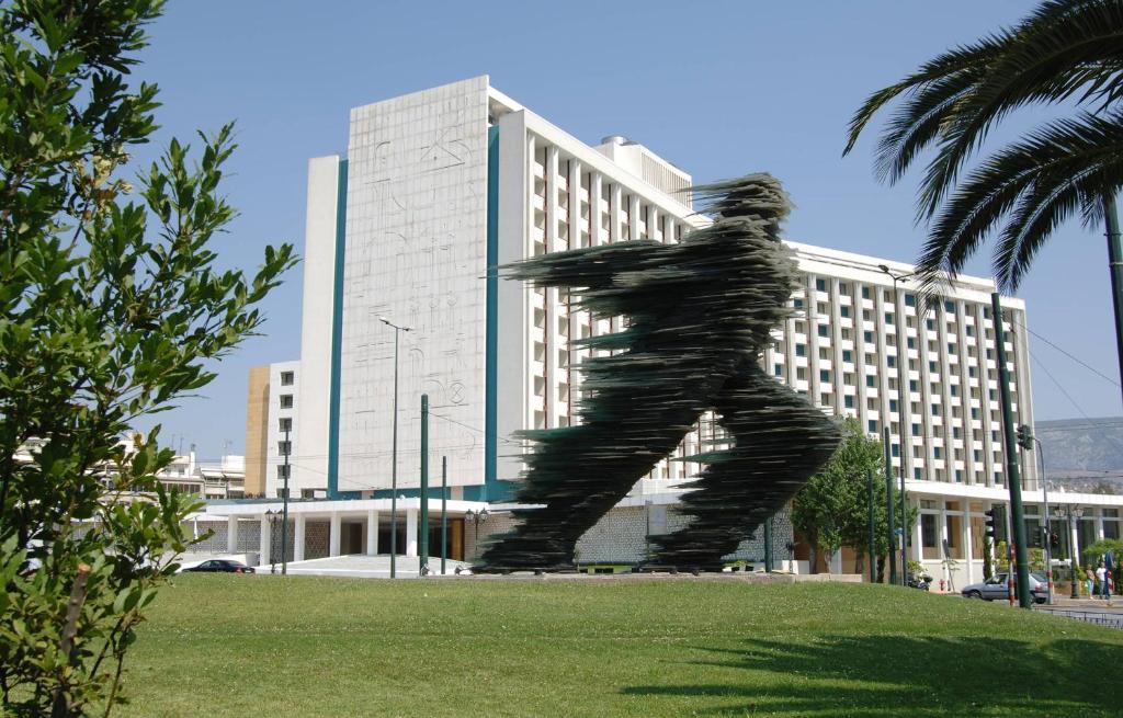 Hilton Athens - Laterooms