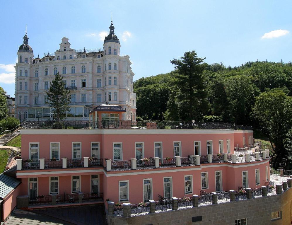 Bristol Georgy House Karlovy Vary, Czech Republic