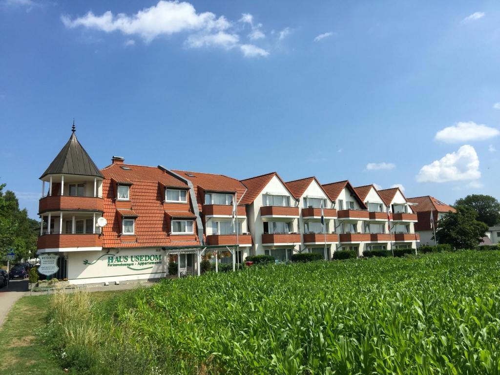 Aparthotel HAUS USEDOM Kolpinsee, Germany