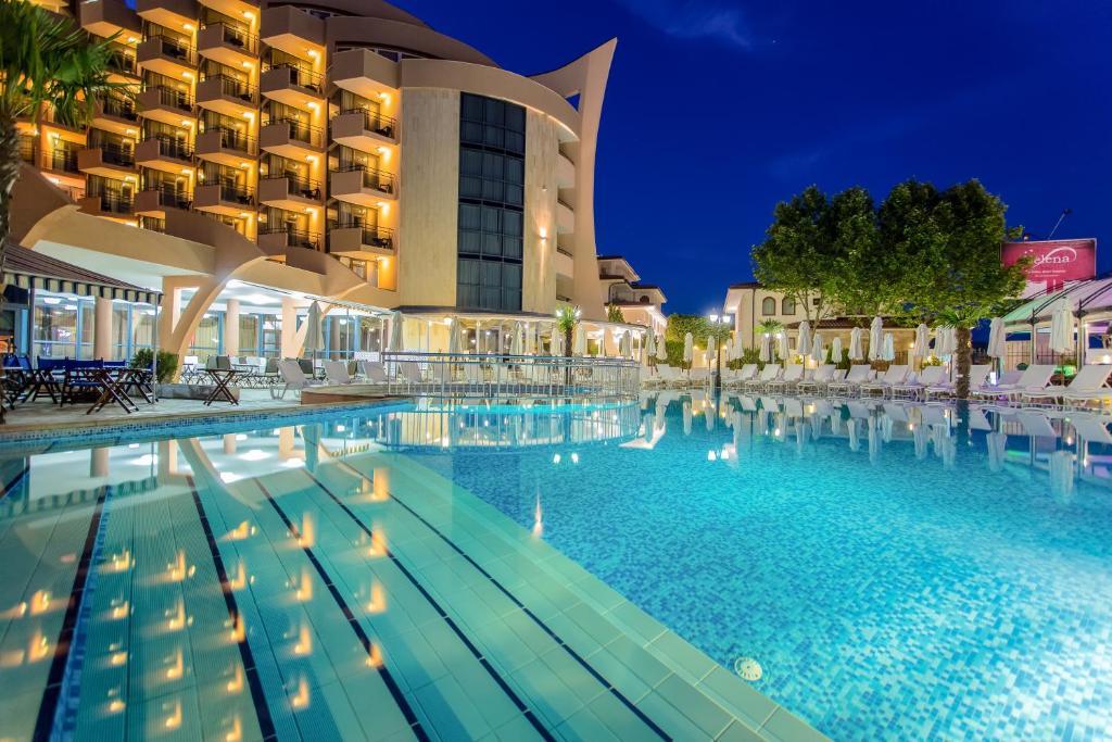 Fiesta M Hotel - All Inclusive Sunny Beach, Bulgaria