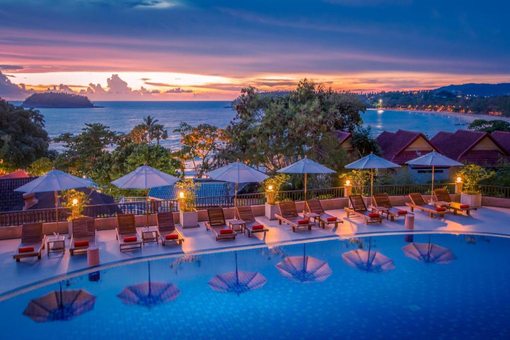 A view of the pool at Chanalai Garden Resort, Kata Beach - SHA Plus or nearby