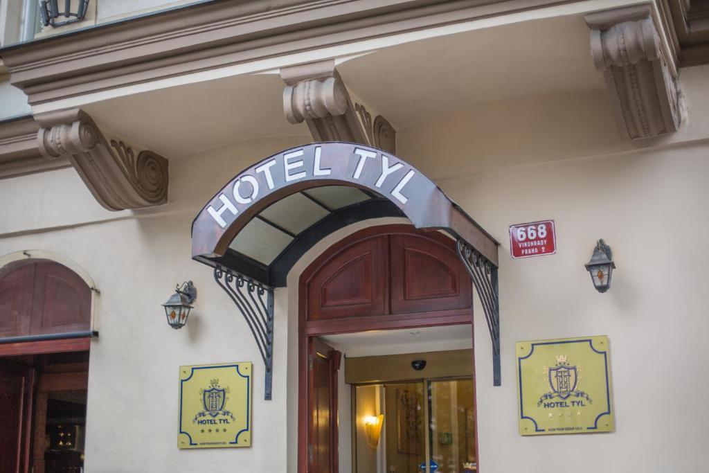 Hotel Tyl Prague, Czech Republic