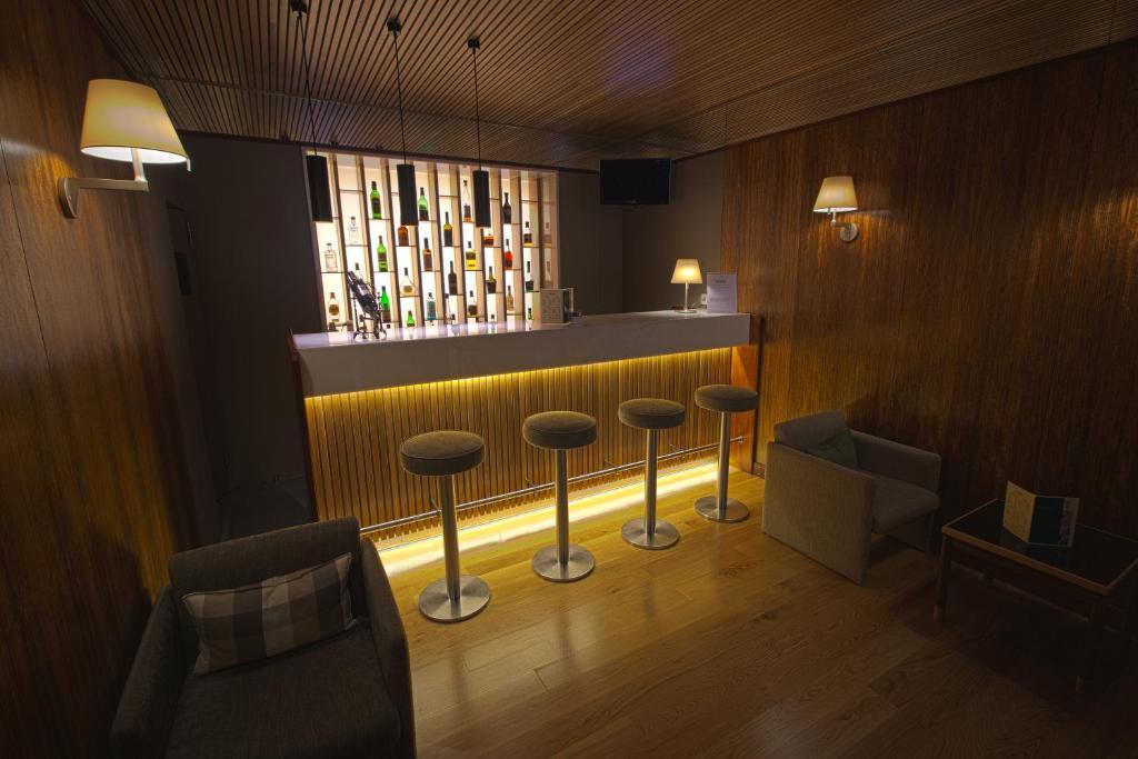 Hotel Miraparque - Laterooms