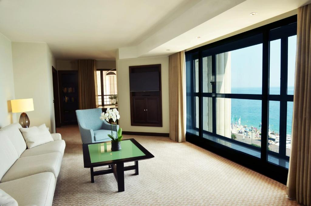 Номер-люкс з видом на море: фотографія №1