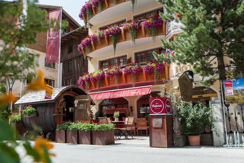 Am Dorfplatz Suites - Adults only Sankt Anton am Arlberg, Austria