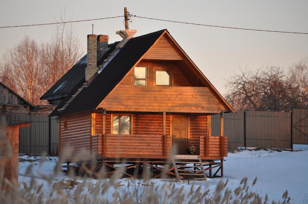 Guest House Sebezh зимой