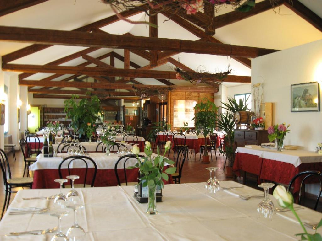 Ristorante o altro punto ristoro di Hotel Rurale Canneviè