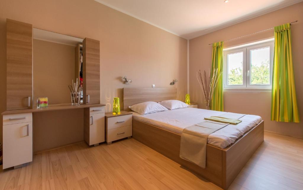Krevet ili kreveti u jedinici u objektu Apartment Puko