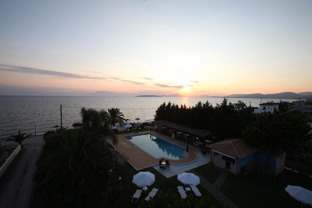 Iria Beach Hotel Iria, Greece