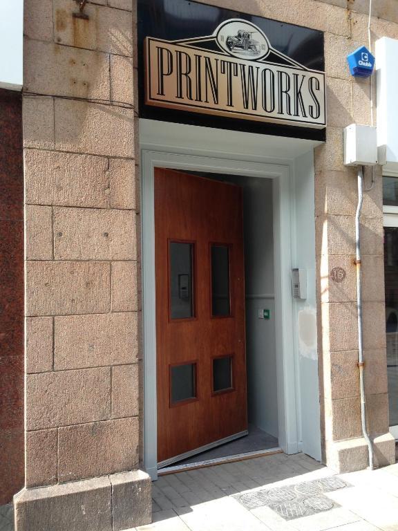 Printworks Apart-Hotel - Laterooms