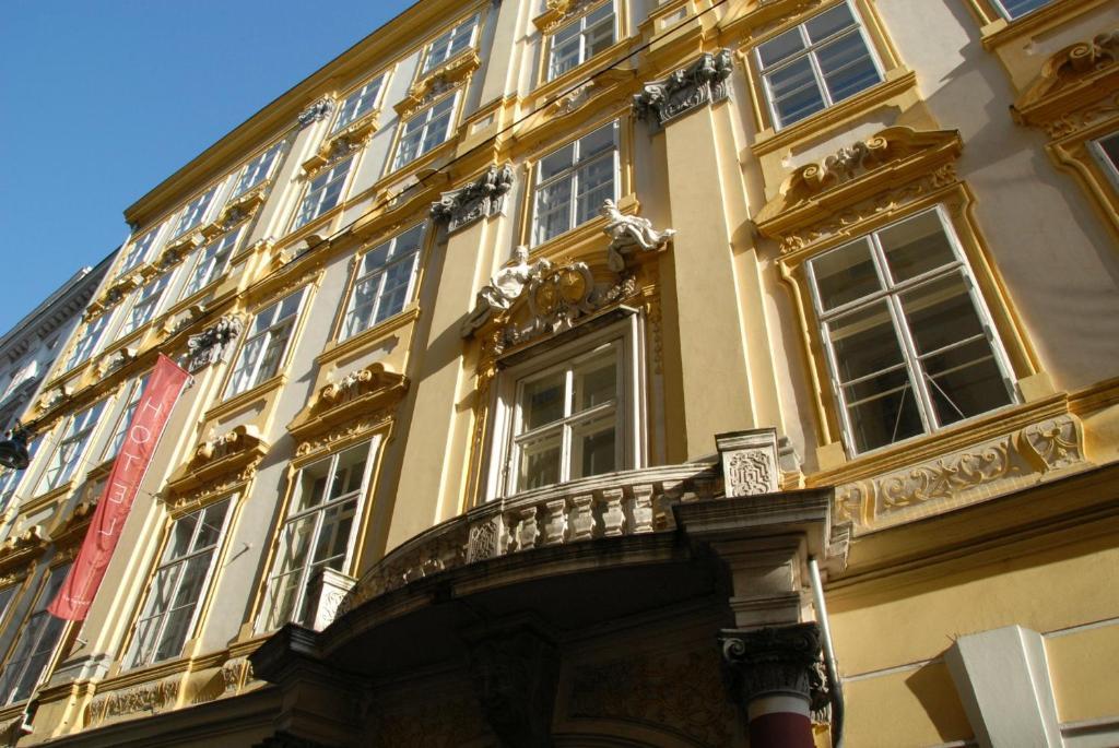 Pertschy Palais Hotel Vienna, Austria