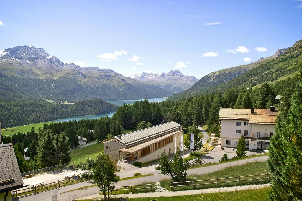 Berghotel Randolins St. Moritz, Switzerland