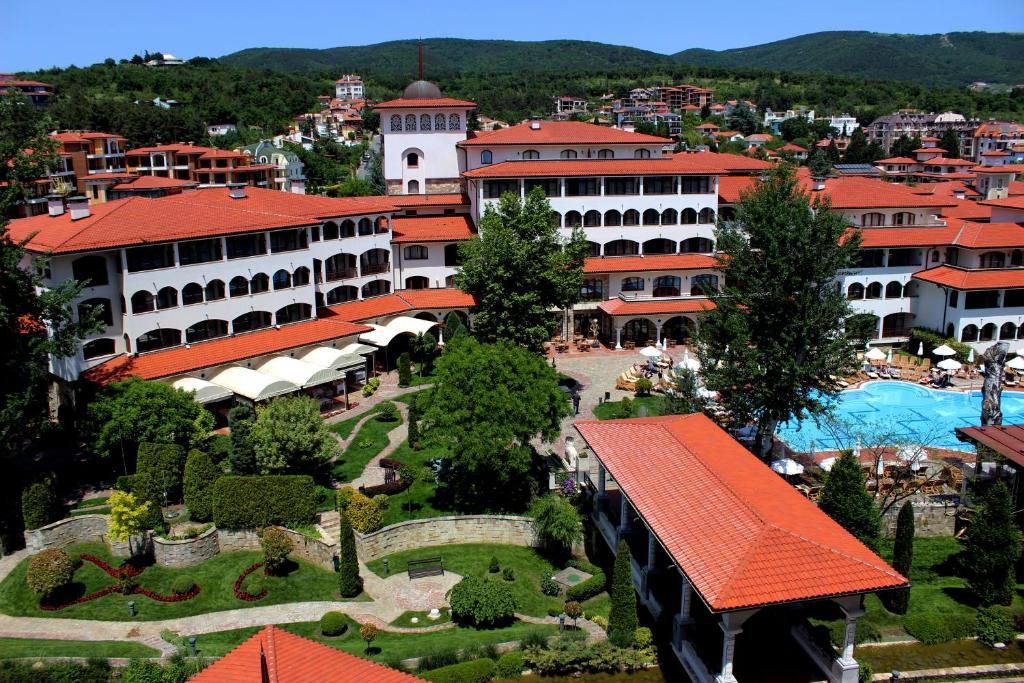 A bird's-eye view of Helena Park - Ultra All Inclusive