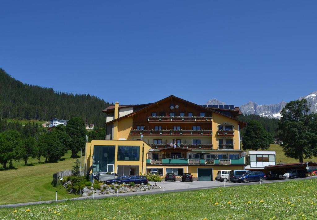 Wander-Vitalhotel Steirerhof Schladming, Austria